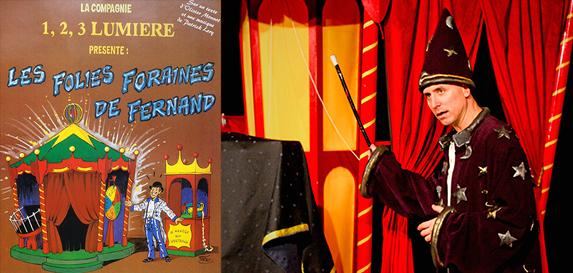 Les Folies Foraines de Fernand